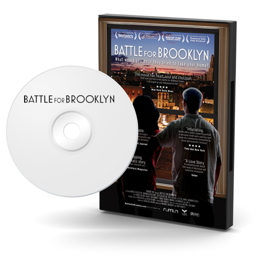 Battle for Brooklyn DVD