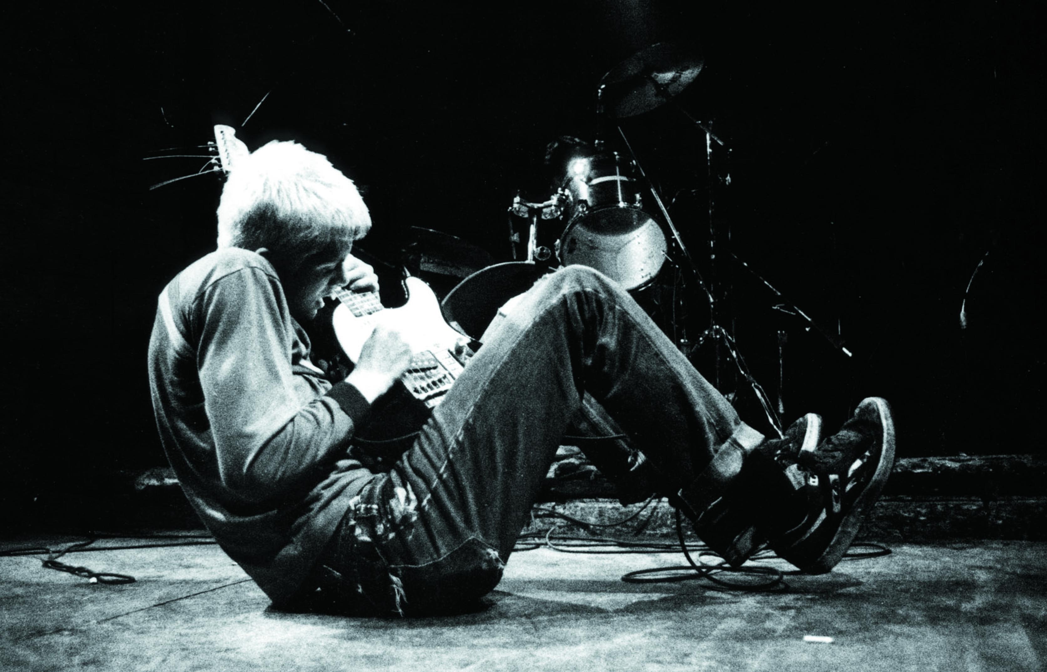 Unwound at CBGB 1991