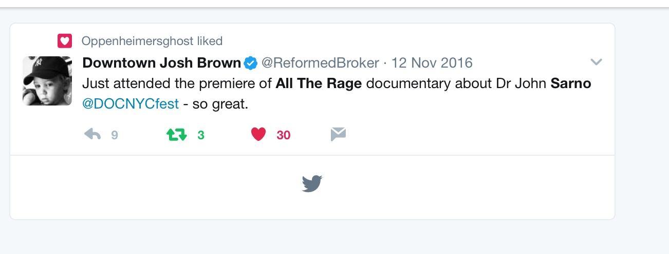 reformed tweet