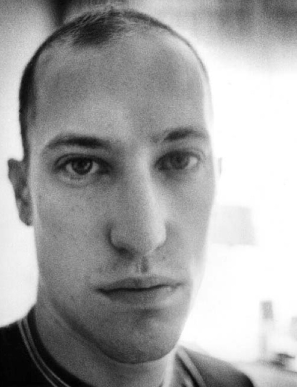 self portrait at the end of tour 1997