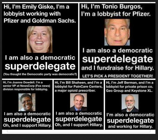 super delegates